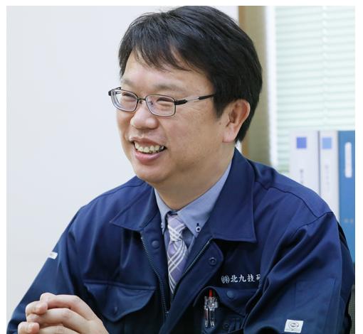 大阪営業所 所長 藤井克彦